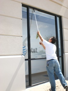 Professional Window Cleaners from Dallas Janitorial